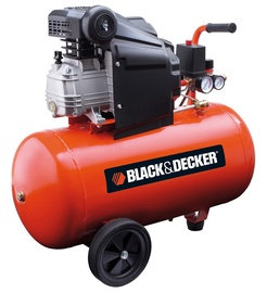Black & Decker BD 205/50 Oil Compressor 50L