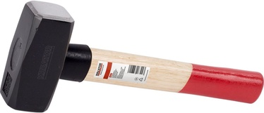 Kreator KRT902003 Club Hammer with Wooden Handle 1500g