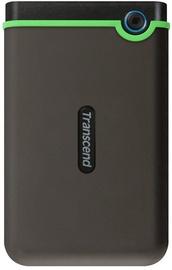 Transcend 2TB StoreJet 25M3 2.5'' USB 3.0 Iron Gray