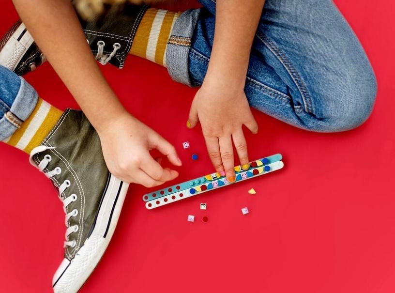 Constructor LEGO Dots Monster Bracelets 41923