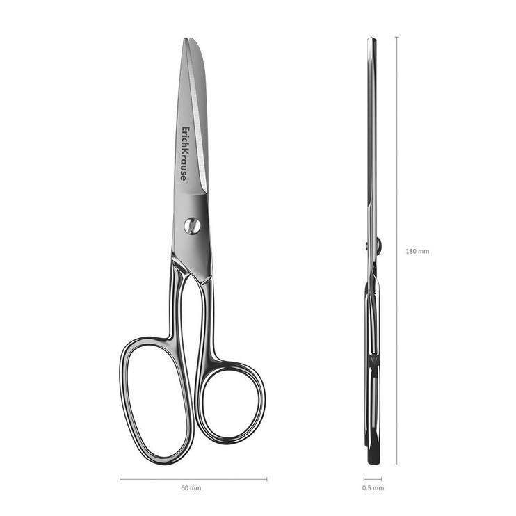 ErichKrause Ferro Scissors 18cm