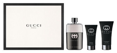 Gucci Guilty 90ml EDT + 75ml After Shave Balm + 50ml Shower Gel 2019
