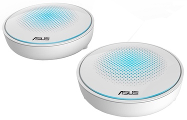 Asus Lyra MAP-AC2200 Tri-Band Router Pack of 2