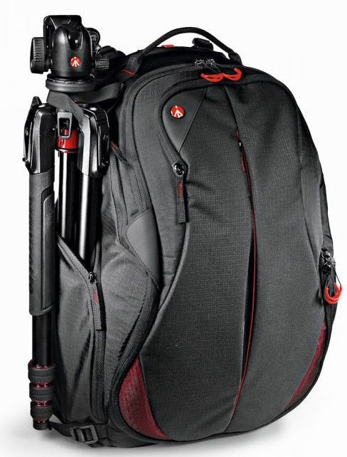 Manfrotto Pro Light Camera Backpack Bumblebee-230 Black