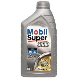 Automobilio variklio tepalas Mobil Super 3000 XE, 5W-30, 1 l