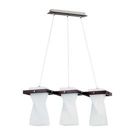 Griestu lampa Alfa 12913 CR/TMED 3x60W E27