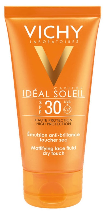 Vichy Capital Soleil SPF30 Face Emulsion Dry Touch 50ml
