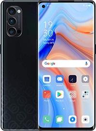 Мобильный телефон Oppo Reno4 Pro 5G, черный, 12GB/256GB