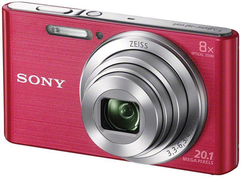 Sony Cyber-Shot DSC-W830 Pink