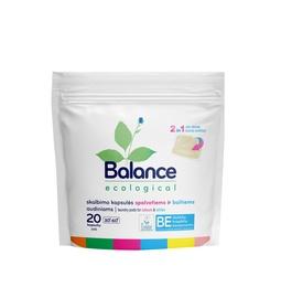 Pesukapslid Balance, 20 tk