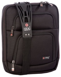 "I-STAY Tablet Bag for 12"" Black"