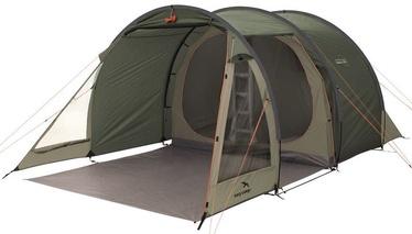 Četrvietīga telts Easy Camp Galaxy 400, zaļa
