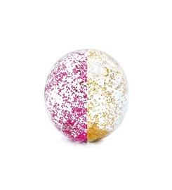 Pripučiamas kamuolys Intex Glitter, ø 71 cm