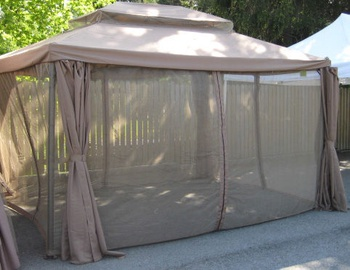 Home4you Mosquito Nets Canopy Legend 3x4m (kahjustatud pakend)