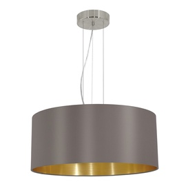 Griestu lampa Eglo Maserlo 31608 E27, 3x60W