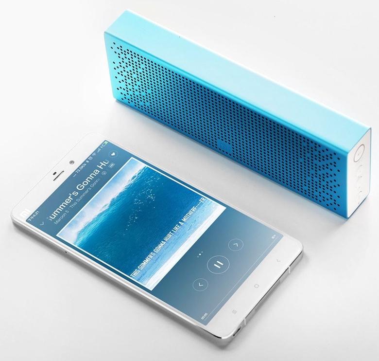 Belaidė kolonėlė Xiaomi Mi Bluetooth Speaker Blue