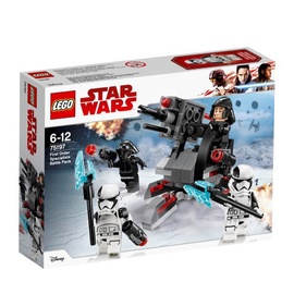 Конструктор LEGO Star Wars First Order Specialists Battle Pack 75197 75197, 108 шт.