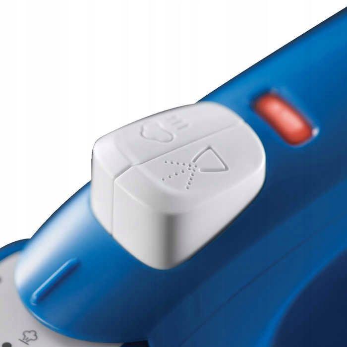 Утюг Russell Hobbs Light & Easy 24830-56, синий