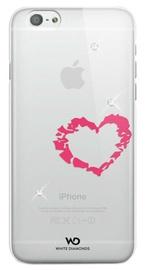 White Diamonds Lipstick Heart Case For iPhone 6 Plus