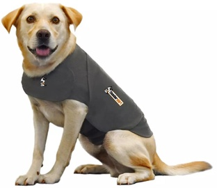 Жилет ThunderShirt Anxiety Coat, серый, S