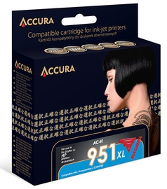 Accura Ink Cartridge HP 24ml Magenta