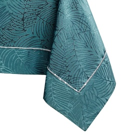 AmeliaHome Gaia Tablecloth PPG Marine 140x500cm