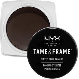 Пудра для бровей NYX Tame & Frame Black, 5 г