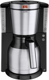 Melitta Look Therm DeLuxe 1011-14 Black