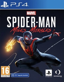 Игра для PlayStation 4 (PS4) Marvel's Spider-Man: Miles Morales Standard Edition PS4