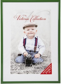 Victoria Collection Photo Frame Aluminium 21x30cm Green
