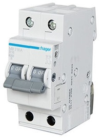 Hager Fuse And Differential Protection Switch