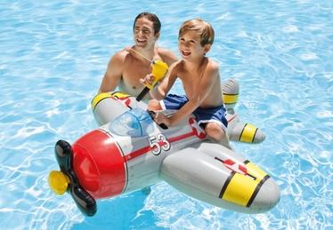 Intex Inflatable Water Gun Plane Ride On 57537 Assortment