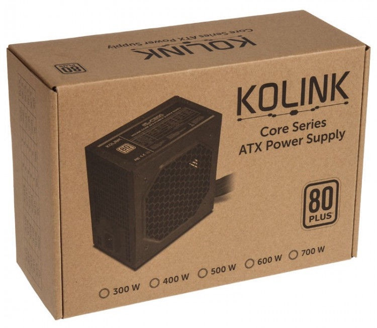 Kolink Core 80 Plus PSU 700W