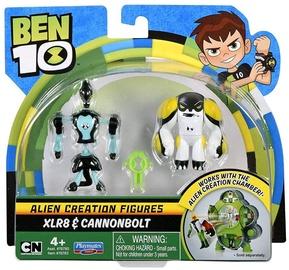 Žaislinė figūrėlė Playmates Toys Ben 10 Alien Creation XLR8 & Cannonbolt 76783