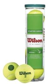 Tennisepall Wilson WRT137400E, roheline, 4 tk