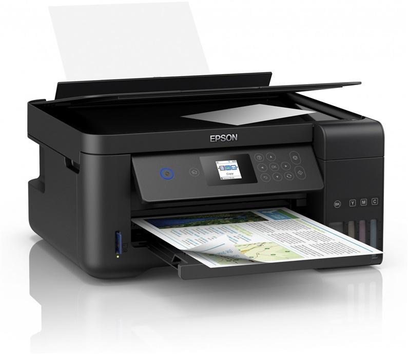 Daugiafunkcis spausdintuvas Epson L4160, rašalinis, spalvotas