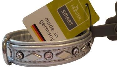 Hunter Collar Modern Art Geo Silver 11/27