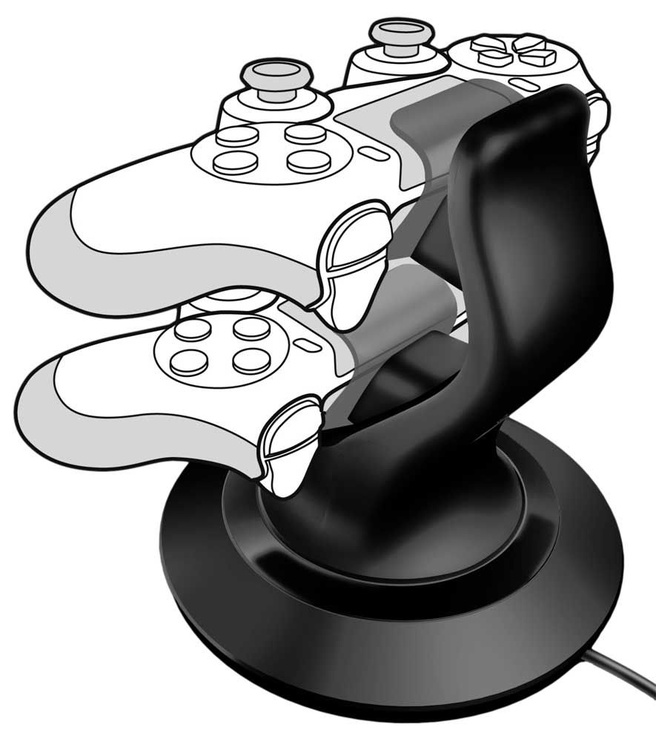 Адаптер Speedlink Twindock Charging System for PS4
