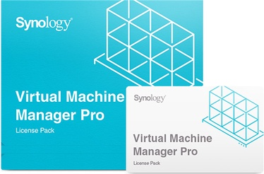 Лицензия Synology Virtual Machine Manager Pro - Subscription 1 year - 7 nodes