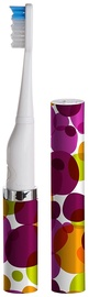 Violife Slim Sonic Classic Electric Toothbrush Bubbles