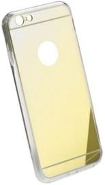 Blun Mirror Back Case For Samsung Galaxy J7 J730F Gold