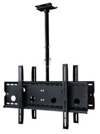 Televizoriaus laikiklis ART AR-21D LED/LCD/PLAZMA Double Ceiling Bracket 30-65''