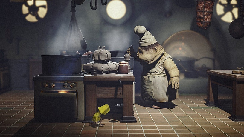 Little Nightmares Complete Edition SWITCH