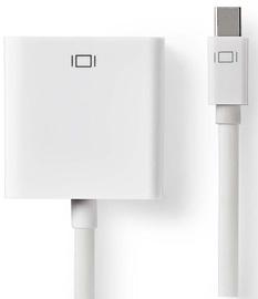 Nedis Mini DisplayPort To VGA Adapter Cable 0.2m White