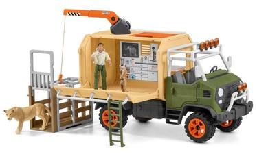 Фигурка-игрушка Schleich Wild Life Animal Rescue Large Truck 42475