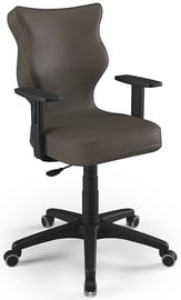 Entelo Office Chair Duo Black/Grey Size 6 VE03