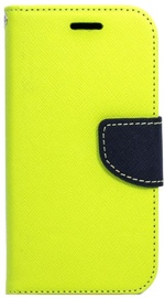 Telone Fancy Diary Bookstand Case For Apple iPhone 7 Plus Light Green/Blue