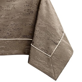 AmeliaHome Vesta Tablecloth PPG Cappuccino 140x300cm