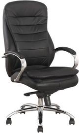 Biroja krēsls Signal Meble Q-154 Leather Black