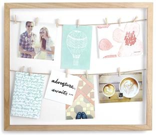 Umbra Clothes Line Photo Frame Natural